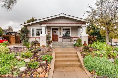 North Park, North Park - San Diego, North Park Bordering South Park, North Park, Kenningston, North Park/City Heights Single Family Home For Sale: 3101 Dale St