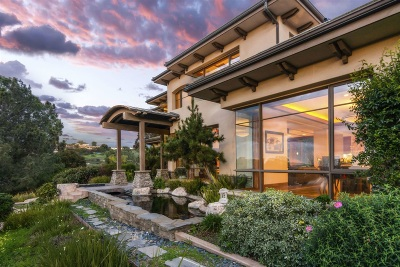 La Jolla Single Family Home For Sale: 2480 Hidden Valley Rd