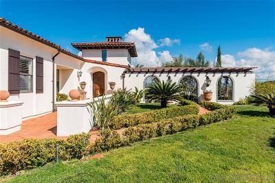 Single Family Home For Sale: 6632 Santolina Court