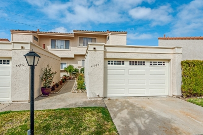 Poway CA Attached For Sale: $465,000
