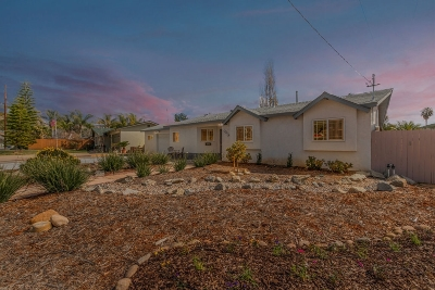 Single Family Home Pending: 14419 Bowdoin Road