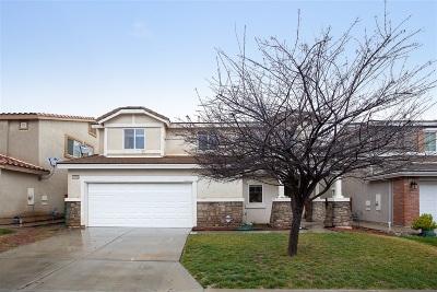Riverside County Single Family Home For Sale: 28256 Kara