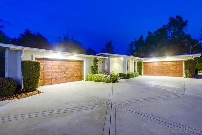 Single Family Home For Sale: 16317 Woodson View Road