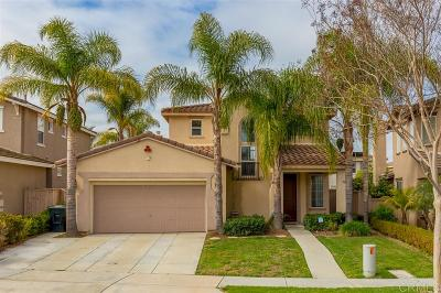 Otay Ranch Single Family Home For Sale: 1404 Cascade Place