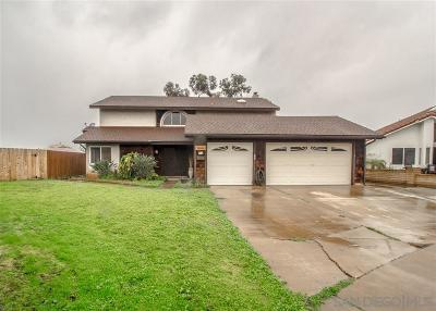 Chula Vista Single Family Home For Sale: 42 Vista Way