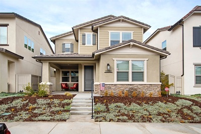 Single Family Home Sold: 21582 Trail Ridge Drive