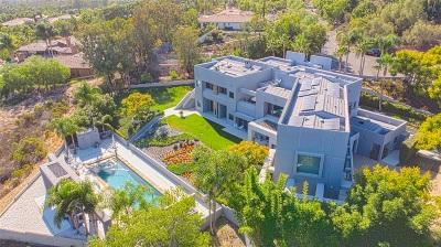 San Diego County Single Family Home For Sale: 6785 Las Ventanas