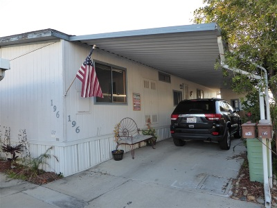 Mobile/Manufactured For Sale: 3340 Del Sol Blvd #196