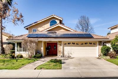 Escondido Single Family Home For Sale: 10307 Oak Ranch Ln