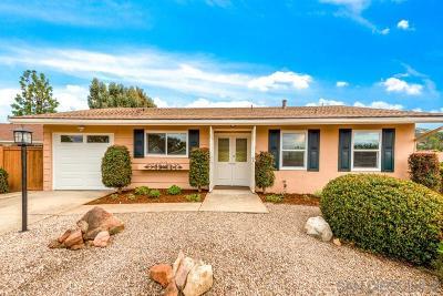 Seven Oaks Single Family Home For Sale: 16309 Roca Dr.