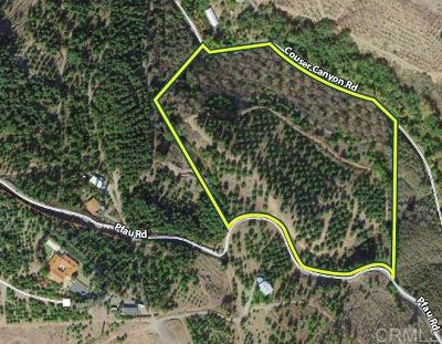 Valley Center Residential Lots & Land For Sale: Pfau Road #1
