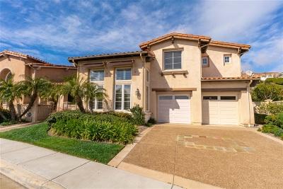 La Jolla Single Family Home For Sale: 1380 Caminito Balada
