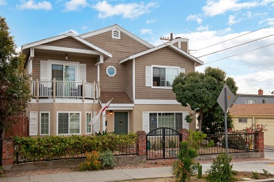 North Park, North Park - San Diego, North Park Bordering South Park, North Park, Kenningston, North Park/City Heights Single Family Home For Sale: 3175 Howard Ave