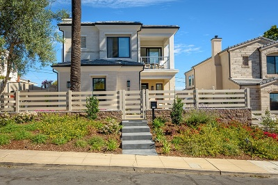Single Family Home For Sale: 3332 Hill Street