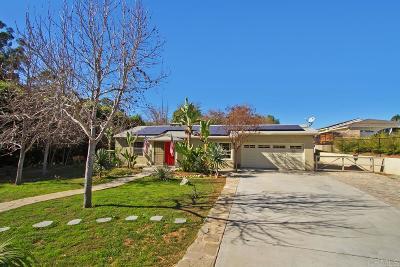 Single Family Home For Sale: 796 Knoll Park