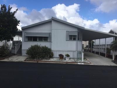 Citrus Gardens, Via Verde Estates, Lawrence Welk, Champagne Village, Rancho Escondido Mobile/Manufactured For Sale: 525 W El Norte Parkway #23