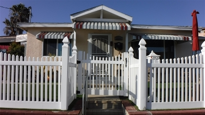 San Diego CA Single Family Home For Sale: $499,900