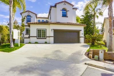 Single Family Home For Sale: 3917 Lago Di Grata Cir