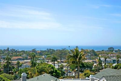 Encinitas Townhouse For Sale: 567 Hygeia Ave #A