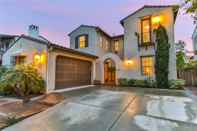 Single Family Home For Sale: 5779 Aster Meadows Place