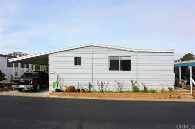 San Marcos Mobile/Manufactured For Sale: 1930 W San Marcos Blvd #185
