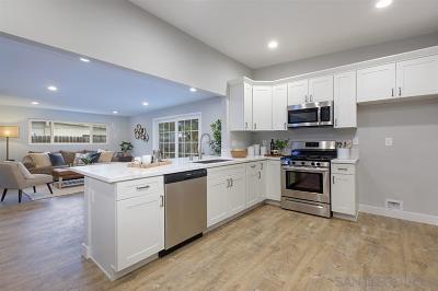 Chula Vista Single Family Home For Sale: 91 E Donahoe St