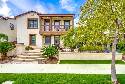 4s Ranch, 4s Ranch/Garden Walk, Del Sur, Del Sur Community Single Family Home For Sale: 17326 Eagle Canyon Place