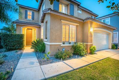 Chula Vista Single Family Home For Sale: 2149 Plaza Kadie