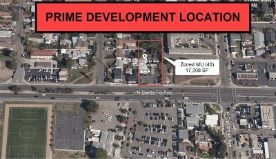 Vista Residential Lots & Land For Sale: 625 N Santa Fe Ave. #1