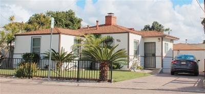 Chula Vista Single Family Home For Sale: 294 Whitney