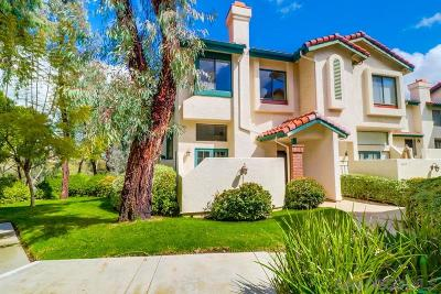 Chula Vista Townhouse For Sale: 1451 Summit Dr