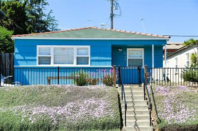 Single Family Home For Sale: 3850 Kendall Street
