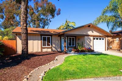 Mira Mesa, Mira Mesa - Canyon Country, Mira Mesa North, Mira Mesa Ridgecrest, Mira Mesa Verde, Mira Mesa Verde 03, Mira Mesa Verde 26 Single Family Home For Sale: 7636 Parma Lane