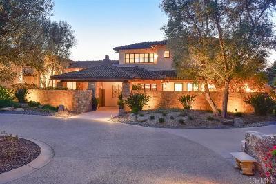 San Diego County Single Family Home Pending: 17732 Circa Oriente
