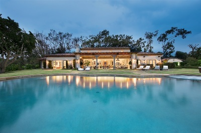 Rancho Santa Fe Single Family Home For Sale: 16692 La Gracia
