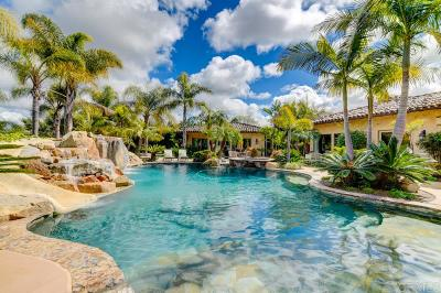Encinitas Single Family Home For Sale: Corte La Bella