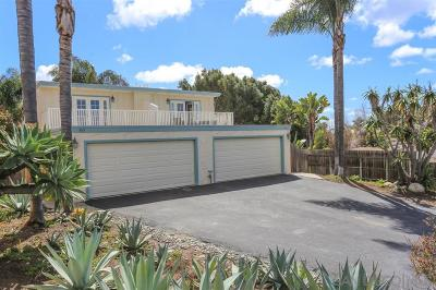 Encinitas Multi Family 2-4 For Sale: 303/305 Sanford St