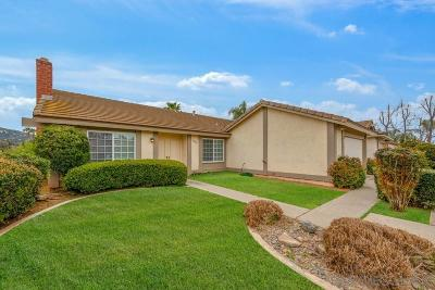 Poway Single Family Home For Sale: 12871 Oakfield Way
