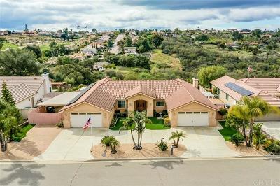 Single Family Home Pending: 28262 Deep Canyon Dr