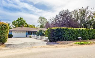 Single Family Home For Sale: 1042 Morro