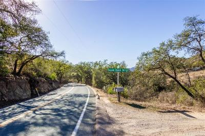 Fallbrook Residential Lots & Land For Sale: Supale Ranch Rd #102-082-