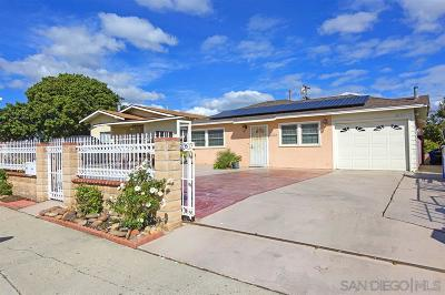 San Diego Multi Family 2-4 For Sale: 3053 - 3055 46th
