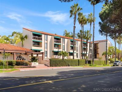 La Jolla Attached For Sale: 6333 La Jolla Blvd #167