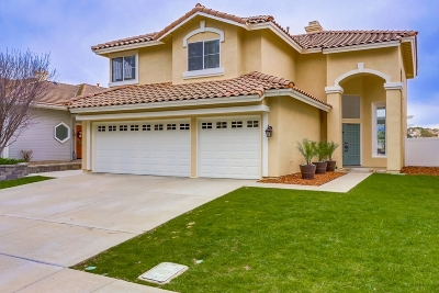 Single Family Home For Sale: 18255 High Mesa Ct.