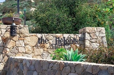 Poway Residential Lots & Land For Sale: 14875 Sunset Ridge #8