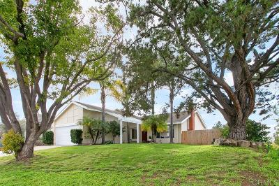 San Marcos Single Family Home For Sale: 328 Calle Juanita