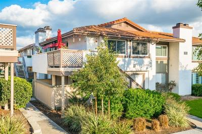 Santee Attached For Sale: 9845 Caspi Gardens Drive #2