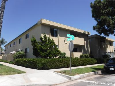 Oceanside Multi Family 5+ For Sale: 202 S Nevada St.