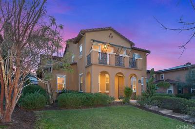 Single Family Home For Sale: 15895 Concord Ridge Terrace