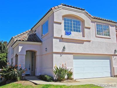 Single Family Home For Sale: 3933 Kaplan Way